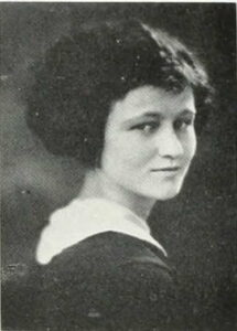 Source: Smith College Yearbook 1923, 29.