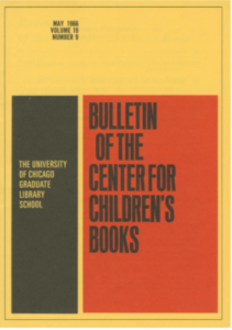 Bulletin Yellow Cover: Volume 19 (1965) - Volume 39 (1986)