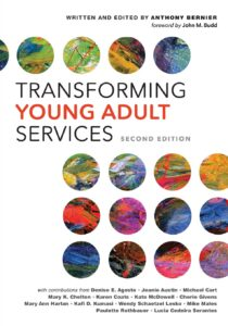 McDowell, K.  (2019). Storytelling, young adults, and three paradoxes. In A. Bernier (ed.),  Transforming young adult services (2nd ed.) (pp. 93-110). ALA Neal - Schuman.