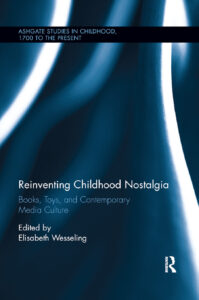 Tilley, C. L. (2017). Superheroes and identity: The role of nostalgia in comic book culture. In E. Wesseling (Ed.), Reinventing childhood nostalgia: Books, toys, and contemporary media culture (pp. 51-65). Taylor and Francis. https://doi.org/10.4324/9781315604626