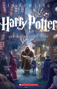 Harry Potter and the Sorcerer's Stone - By J. K. Rowling