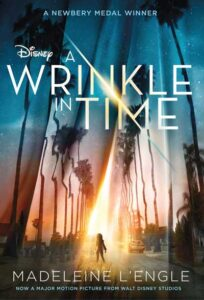 A Wrinkle in Time - By Madeleine L'Engle