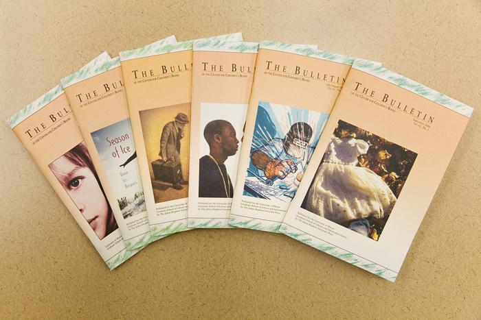 The Bulletin of the Center for Children's Books.